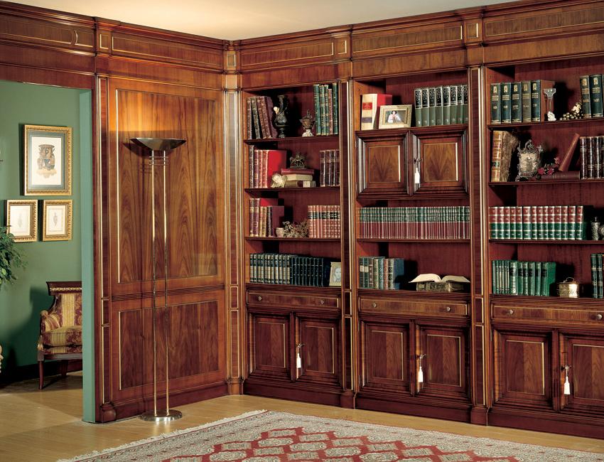 Престиж 17.2 гм 5931 (5430) шкаф комбинированный для книг - .