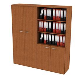 Шкаф офисный для документов с замком